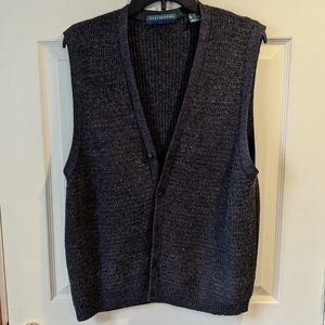 ♦️B2G1FREE ♦️Claybrooke button down sweater vest